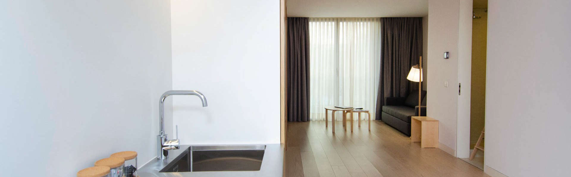 Apartamento dúplex de lujo en pleno corazón de madrid para 6 adultos