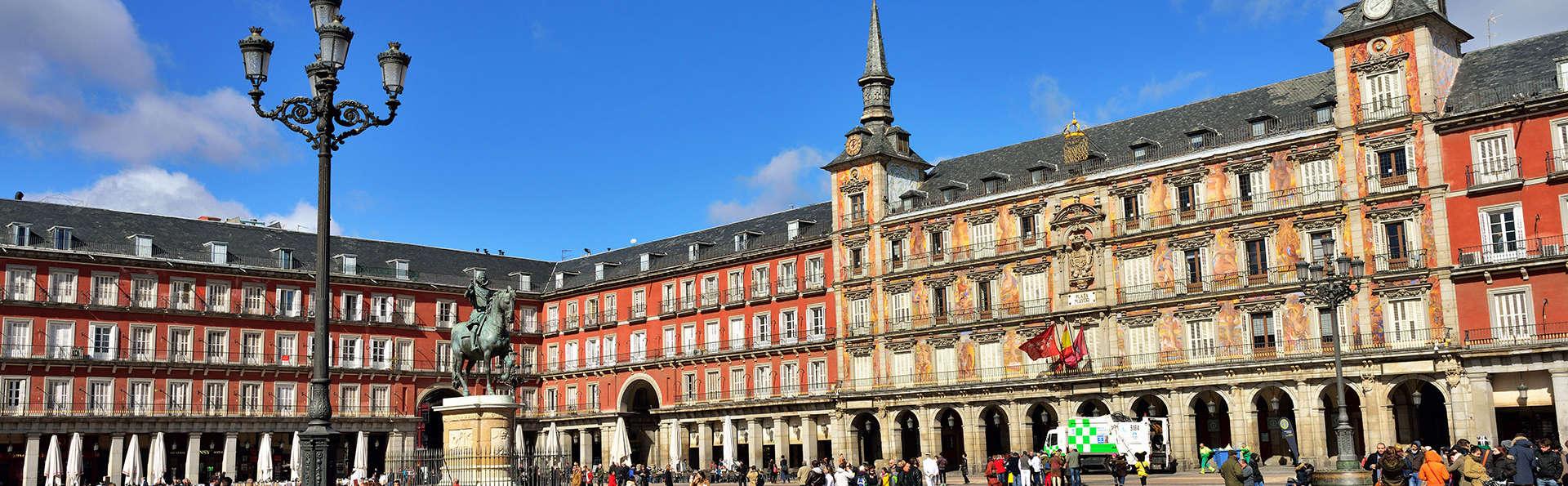 Trip met zijn tweeën met diner naar keuze in meer dan 200 restaurants in Madrid