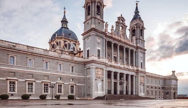 Apartamentos confort en Madrid entre las Ventas y el Retiro