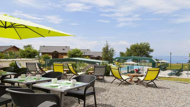Park and Suites Village Evian - Lugrin