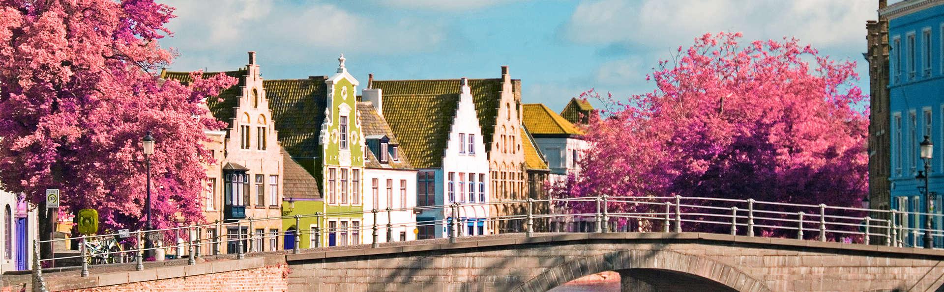 Découvrez les merveilles de Bruges (à partir de 2 nuits)