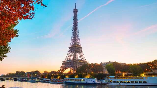 Recorre las calles históricas de París