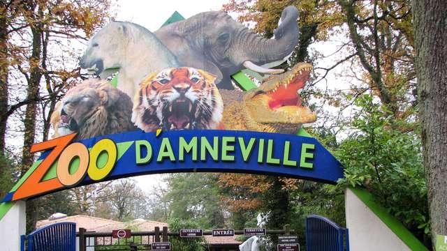 A la découverte du zoo d'Amnéville