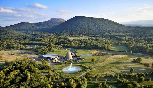 Découvrez l'Auvergne et ses merveilles avec entrées à Vulcania (à partir de 2 nuits)