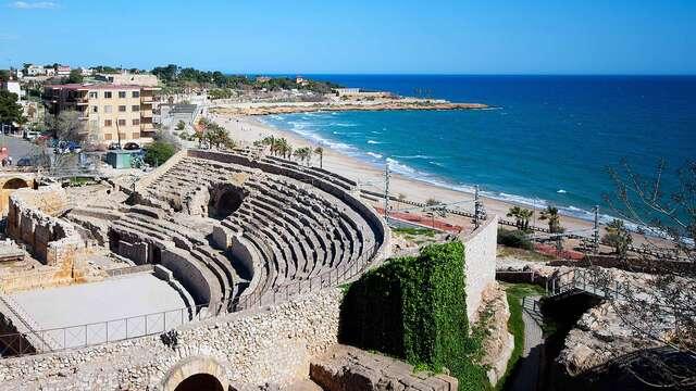 Recorre las calles históricas de Tarragona