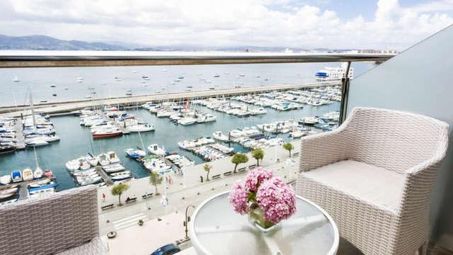 Brise iodée sur la côte de Santander