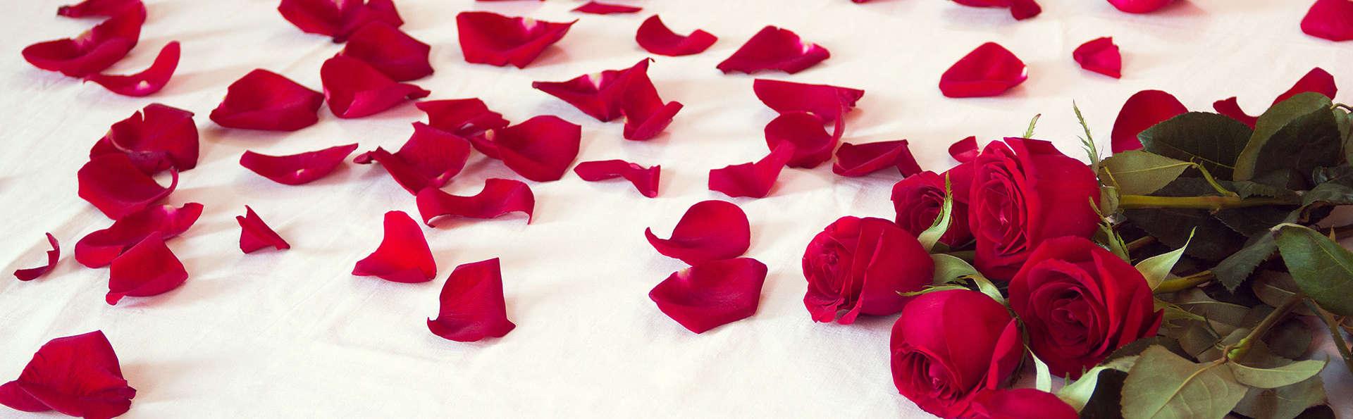 Especial enamorados: escapada con vistas al mar, detalle romántico y acceso al spa