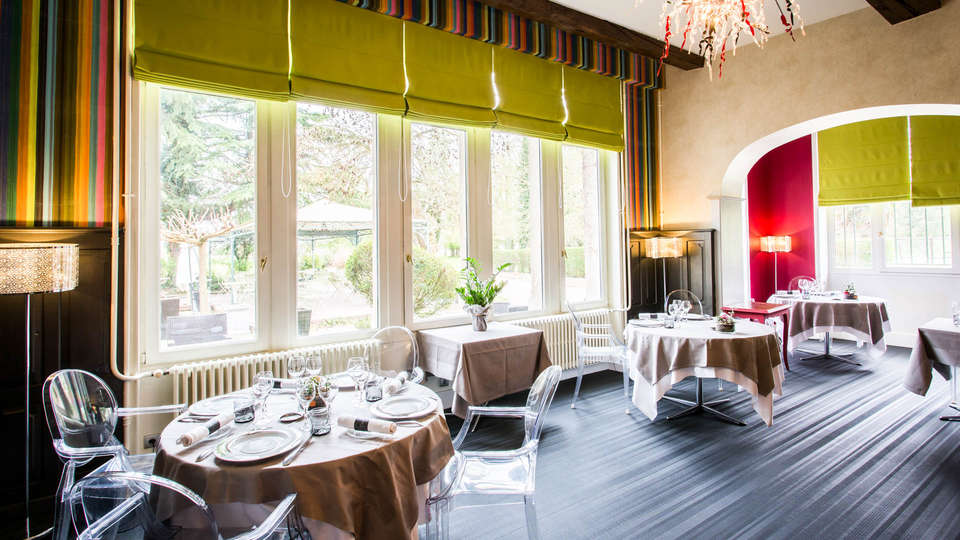 Hotel The Originals Hostellerie Château de la Barge (ex Relais du Silence) - EDIT_NEW_RESTAURANT3.jpg