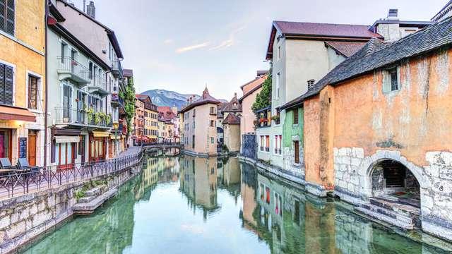 Escapade touristique au cœur d'Annecy