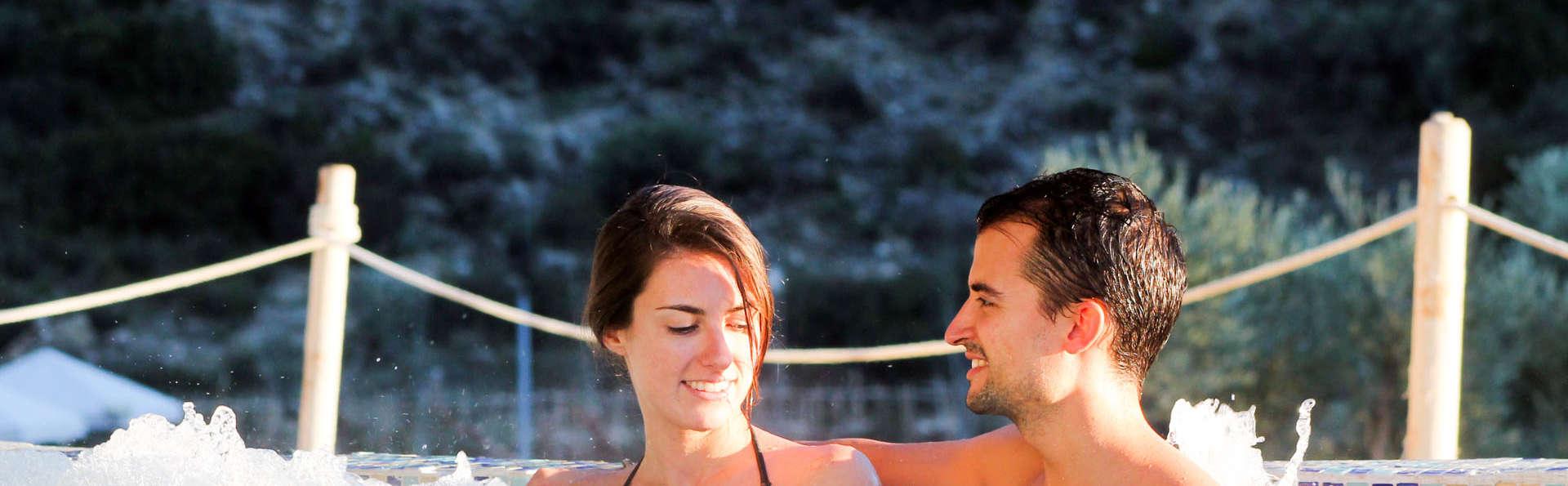 Vacaciones en Pensión Completa con acceso al balneario, niño gratis y tratamiento relajante (Min 5N)