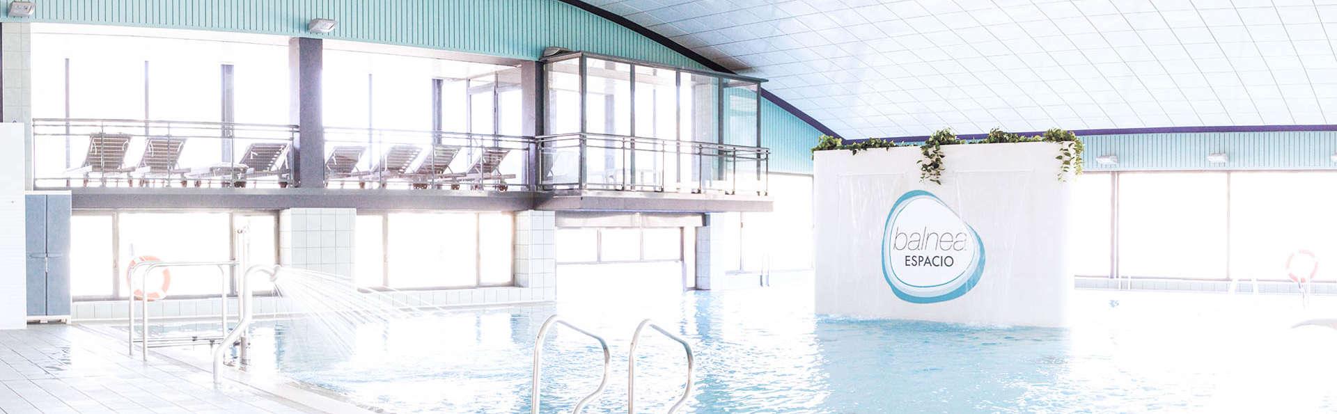 Gastronomía y relax en este exclusivo Balneario con media pensión y acceso al spa