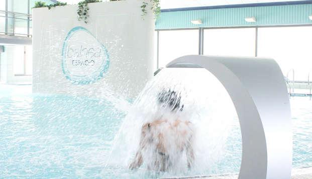Pensión completa y acceso al Spa en este exclusivo Balneario en plena naturaleza aragonesa