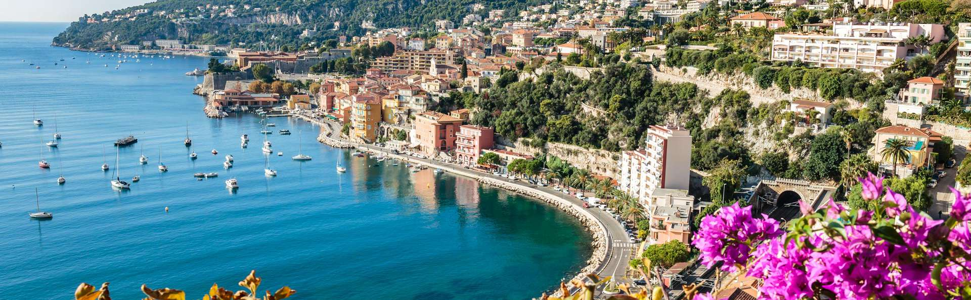 Brise iodée sur la Côte d'Azur