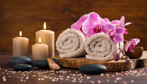 Escapada relax: masaje y cena en un Hotel 4* cerca de Granada (desde 2 noches)