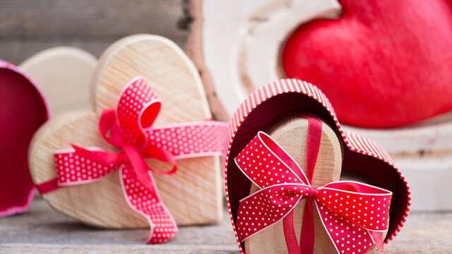 Passez la Saint Valentin à Aix-en-Provence avec champagne et chocolats