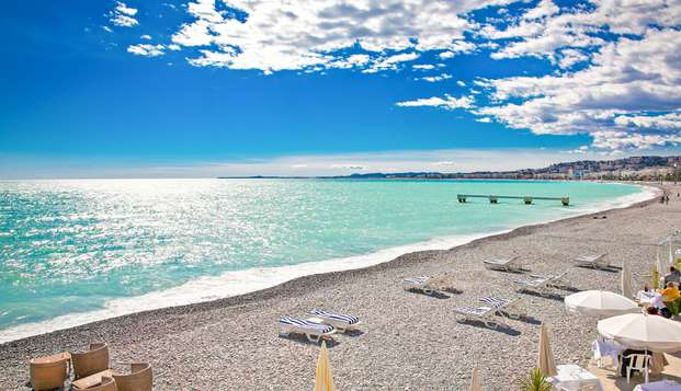 Évasion en bord de mer à Nice