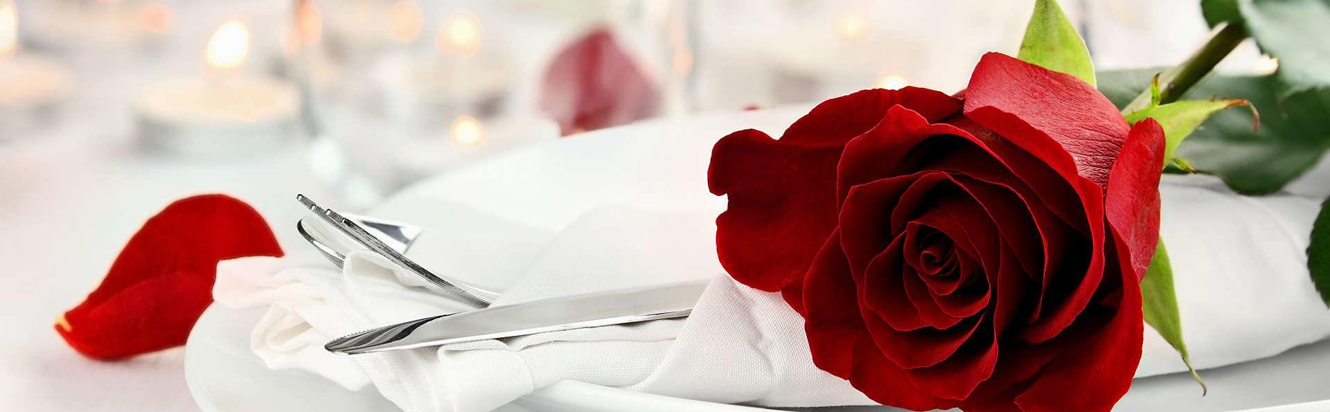 Escapade romantique avec circuit thermal et dîner romantique (à partir de 2 nuits)
