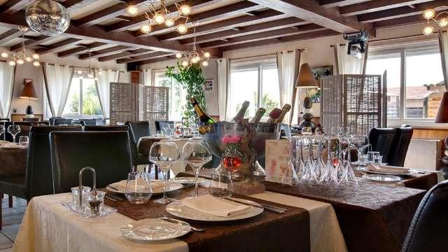 Week-end détente avec dîner en Auvergne