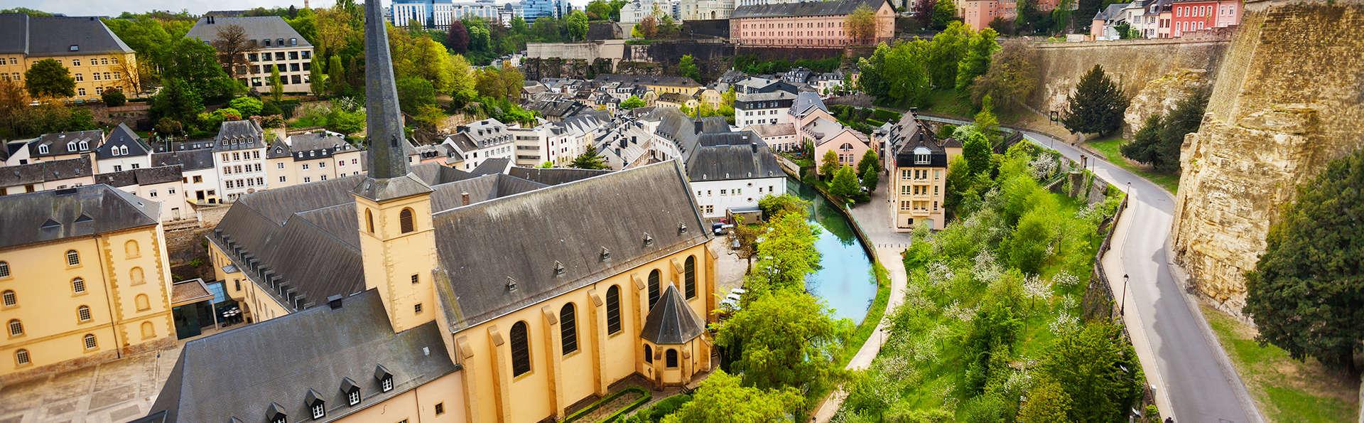 Flânez dans les ruelles historiques de Luxembourg
