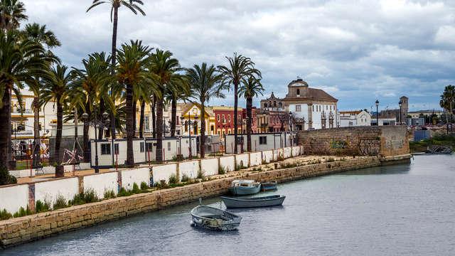 Escápate en grupo a estos apartamentos en el Puerto de Santa María (4 adultos)