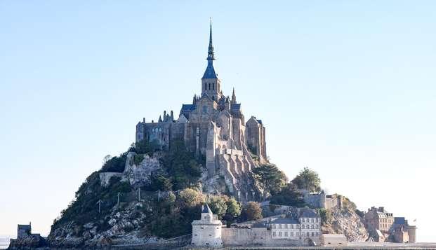 Week-end face au Mont-Saint-Michel