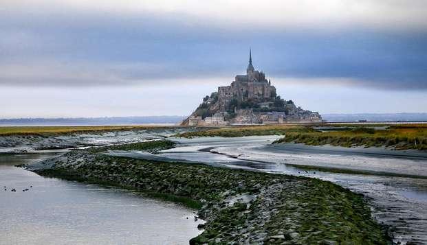Week-end à 5 minutes du Mont-Saint-Michel