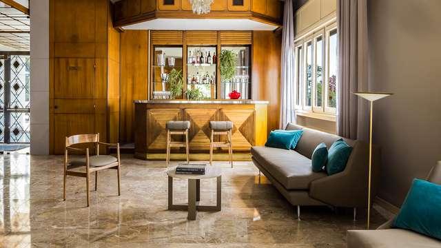Descanso relajante en un hotel de 4* renovado en las Colinas Euganeas