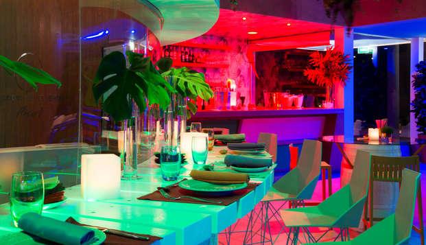 Lujo 5* en Fuengirola con cena incluida y vistas de ensueño al mar