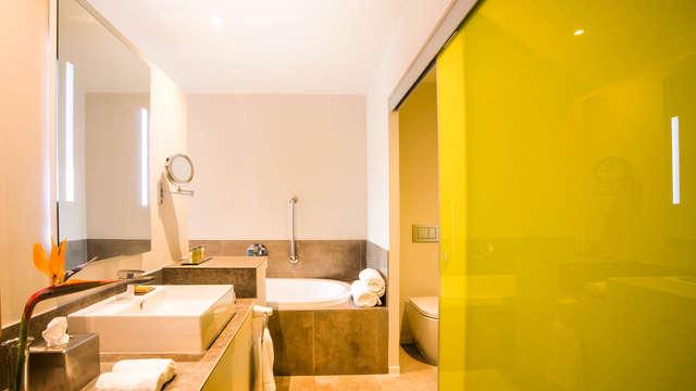 Higueron hotel Malaga Curio Collection by HILTON