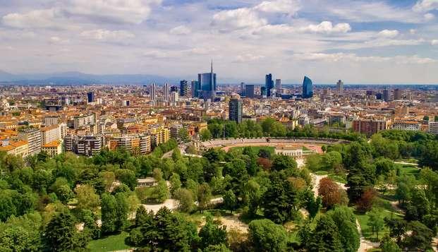 Pause sans stress à quelques pas de Milan avec enregistrement tardif !