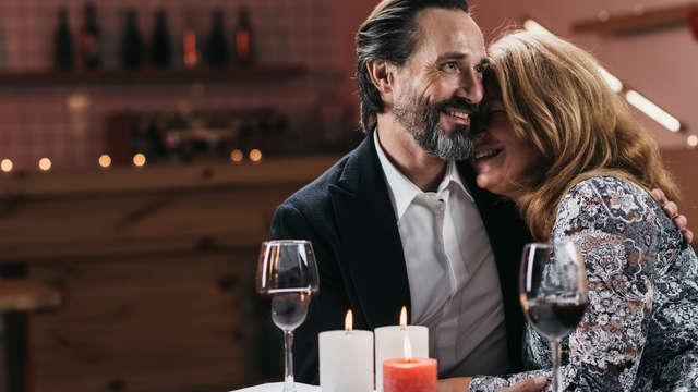 EnAMÓRate de esta escapada especial San Valentín con cena romántica y música en directo en Murcia