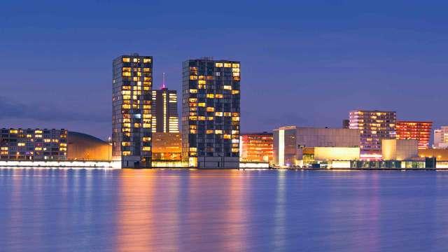 Design, luxe et confort au cœur d'Almere