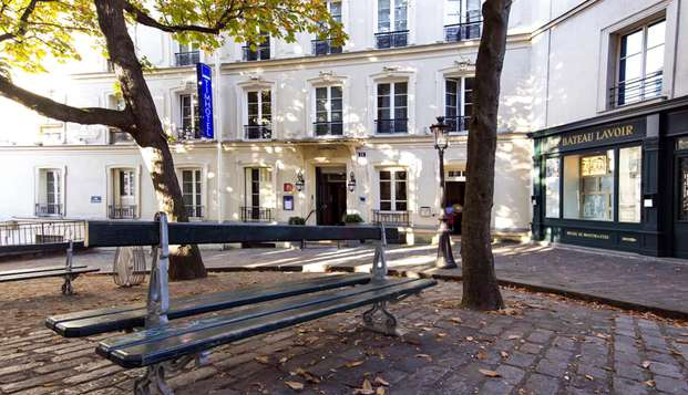Timhotel Montmartre - N FRONT