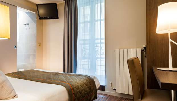 Timhotel Montmartre - N SUPERIOR DOUBLE