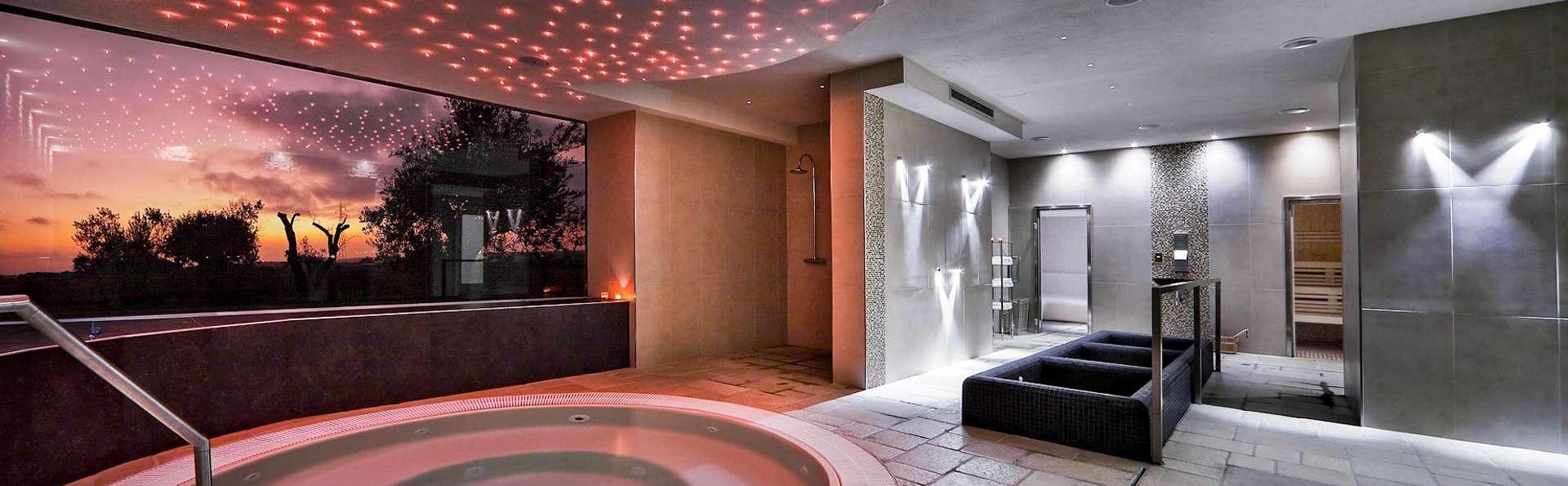 Offre à ne pas manquer : aux portes de Ragusa avec SPA, massage pour deux et diner