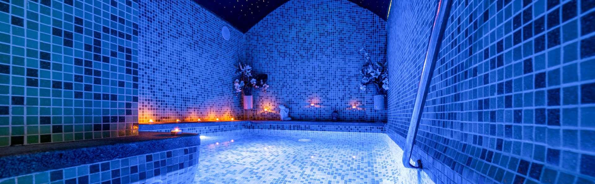 ¡Especial súper Relax! acceso al spa y Tratamiento a elegir a 200 metros de la Isla de la Toja