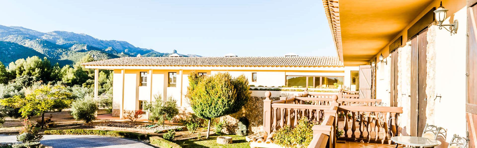 Spécial mini-vacances: Pension complète et spa dans la Sierra de Cazorla (à partir de 3nuits)