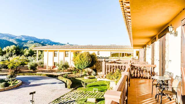 Speciale mini-vacanze: pensione completa e spa nella Sierra de Cazorla (da 3 notti)