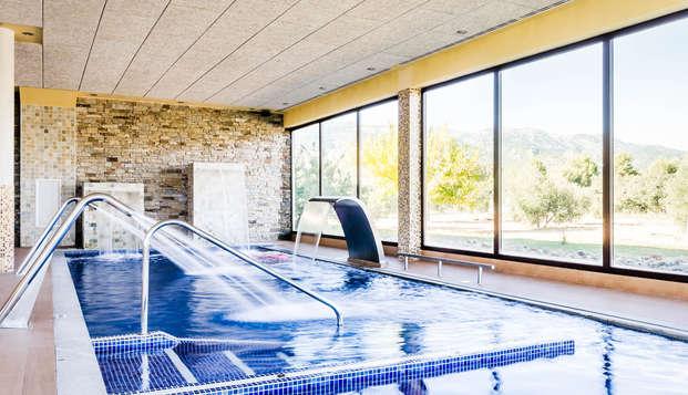 Desconexión y Relax: escapada con acceso al spa en plena Sierra de Segura y Las Villas