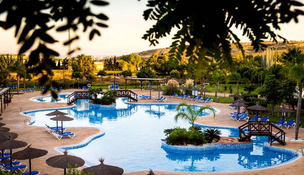 Disfruta en familia en Todo Incluido, con Spa y Tapa de bienvenida en Alicante (desde 2N)