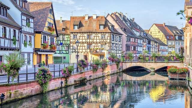 Flânez dans les ruelles historiques de Colmar