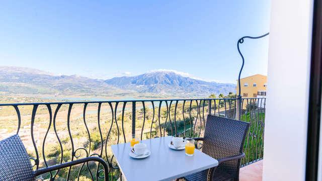 Disfruta de todo el relax en un hotel con spa en la Ruta de los Pueblos Blancos de Andalucía