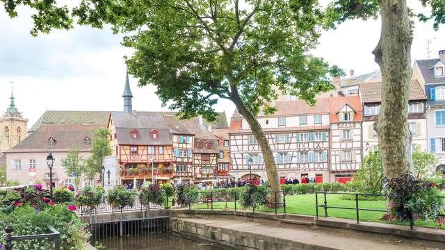 Pause romantique à Colmar