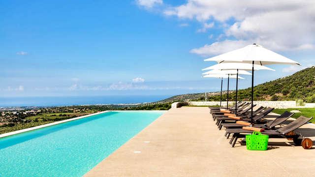 Weekend sulla costa iblea: a Ragusa con upgrade in superior e colazione in camera