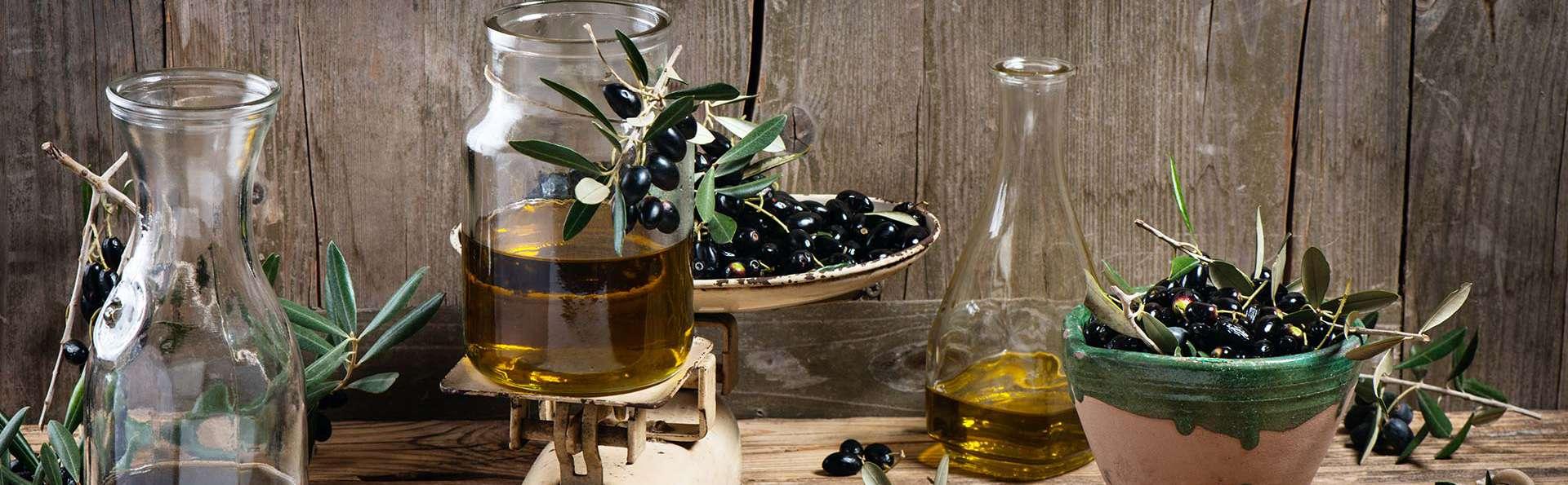 Raguse en maison 4*, visite du domaine et dégustation de leur production d'huiles