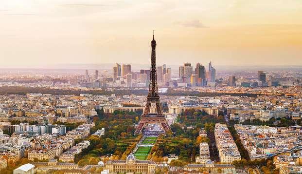 Cadre moderne aux portes de Paris