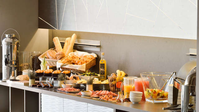 AC By Marriott Marseille Prado Velodrome - Breakfast