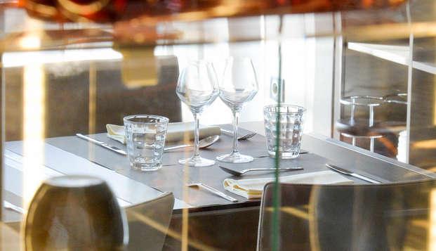 Descubre Marsella con una visita al castillo de If y una cena (desde 2 noches)