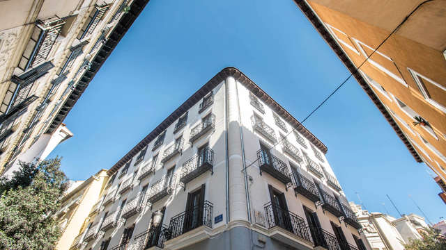 Lusso e relax in un hotel con spa esclusivo nel pieno centro di Madrid