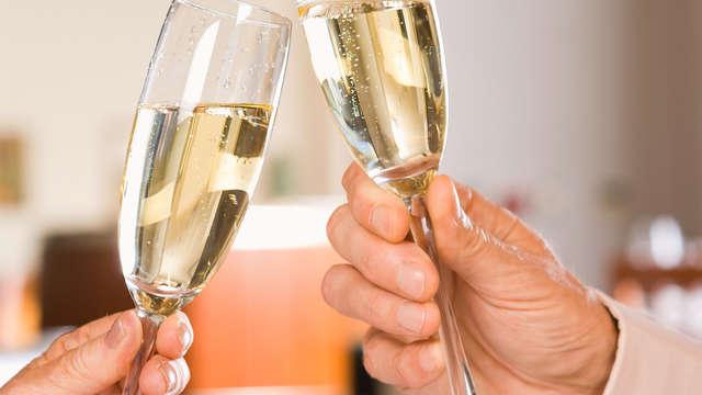Welkomstdrankje voor 2 volwassenen